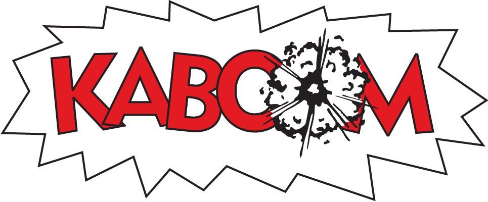 Kaboom Special Effects Retina Logo